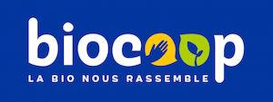 logo biocoop partenaire ferme de gourhert vente directe producteurs morbihan